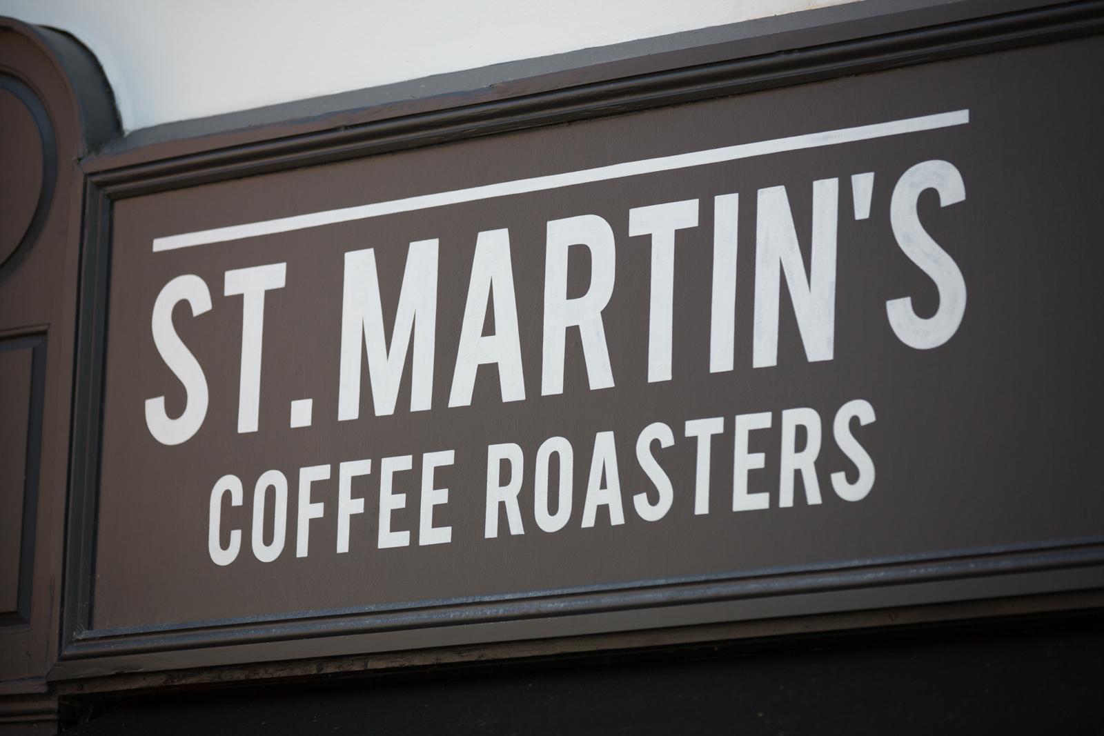 St Martins Coffee Bravo Boards